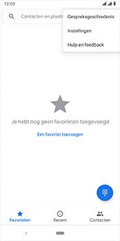 Nokia 3.1 Plus - Android Pie - voicemail - handmatig instellen - stap 5