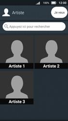 Doro 8031 - Photos, vidéos, musique - Ecouter de la musique - Étape 5
