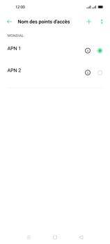 Oppo Reno 4 Pro - Premiers pas - Configurer l