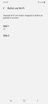 Samsung Galaxy A20e - Bellen - bellen via wifi (VoWifi) - Stap 6