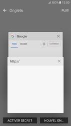 Samsung Galaxy S6 (G920F) - Android M - Internet - navigation sur Internet - Étape 13