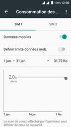 Wiko Freddy - Internet et connexion - Désactiver la connexion Internet - Étape 6