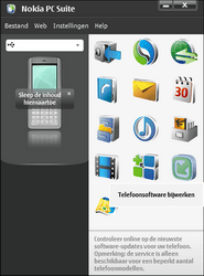 Nokia C6-00 - Software - Update installeren via PC - Stap 9