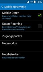 Samsung Galaxy Trend 2 Lite - Ausland - Im Ausland surfen – Datenroaming - 8 / 12
