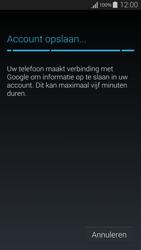 Samsung G850F Galaxy Alpha - Applicaties - Account instellen - Stap 18