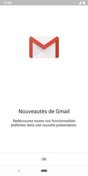 Google Pixel 3 - E-mails - Ajouter ou modifier votre compte Gmail - Étape 4