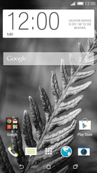 HTC Desire 620 - Voicemail - Manual configuration - Step 1