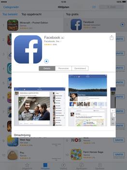 Apple iPad 2 iOS 8 - Applicaties - Account aanmaken - Stap 26
