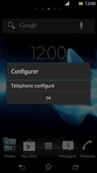 Sony LT30p Xperia T - MMS - Configuration automatique - Étape 6