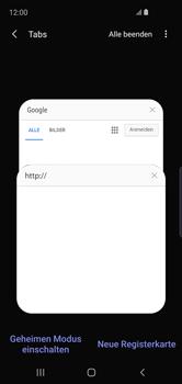 Samsung Galaxy S10e - Internet und Datenroaming - Verwenden des Internets - Schritt 19