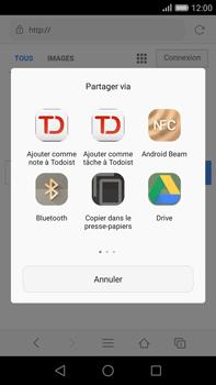 Huawei G8 - Internet - navigation sur Internet - Étape 17