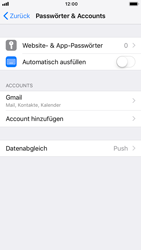 Apple iPhone 8 - E-Mail - Konto einrichten (gmail) - 9 / 11