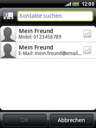 HTC A3333 Wildfire - MMS - Erstellen und senden - Schritt 8