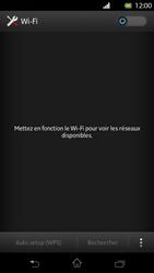 Sony Xperia T - WiFi - Configuration du WiFi - Étape 5