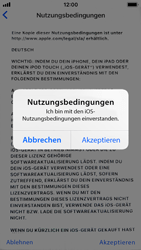 Apple iPhone SE - iOS 11 - Persönliche Einstellungen von einem alten iPhone übertragen - 19 / 29