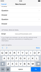 Apple iPhone 6 Plus - iOS 8 - Applications - Setting up the application store - Step 15