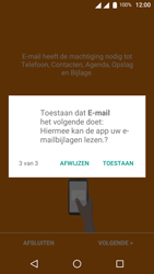 Wiko U-Feel Lite - E-mail - Handmatig instellen - Stap 8