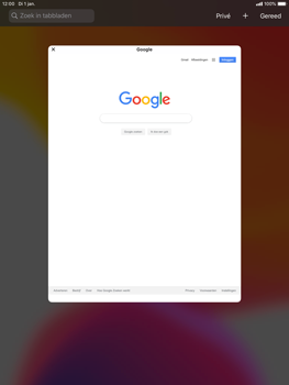Apple ipad-pro-9-7-ipados-13 - Internet - Hoe te internetten - Stap 12