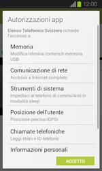 Samsung Galaxy Express - Applicazioni - Installazione delle applicazioni - Fase 8