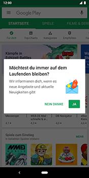 Google Pixel 3 - Apps - Konto anlegen und einrichten - 20 / 22