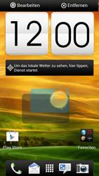 HTC One X - Startanleitung - Installieren von Widgets und Apps auf der Startseite - Schritt 8