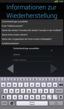 Samsung T211 Galaxy Tab 3 7-0 - Apps - Konto anlegen und einrichten - Schritt 13