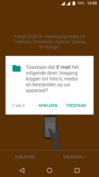 Wiko U-Feel Lite - E-mail - Handmatig instellen (outlook) - Stap 5