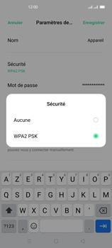 Oppo Reno 4Z - Internet et connexion - Partager votre connexion en Wi-Fi - Étape 8