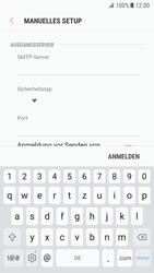 Samsung Galaxy S7 - E-Mail - Konto einrichten - 11 / 17