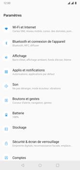 OnePlus 6 - Internet - Configuration manuelle - Étape 4