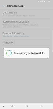 Samsung Galaxy S9 Plus - Netzwerk - Manuelle Netzwerkwahl - Schritt 10