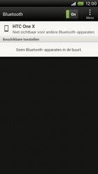 HTC S720e One X - bluetooth - aanzetten - stap 6