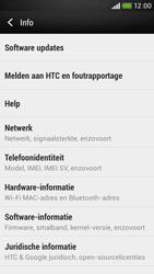 HTC Desire 601 - Software update - update installeren zonder PC - Stap 5