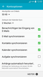 Samsung Galaxy A5 - E-Mail - Konto einrichten (outlook) - 9 / 13