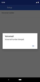 Google Pixel 3XL - Voicemail - Manual configuration - Step 11