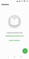 Alcatel 1 - Contact, Appels, SMS/MMS - Ajouter un contact - Étape 6