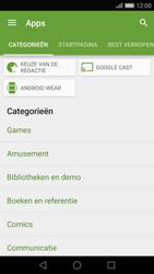 Huawei P8 - Applicaties - Downloaden - Stap 5