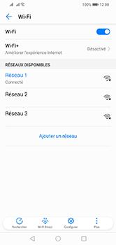 Huawei Y7 (2019) - Wifi - configuration manuelle - Étape 7