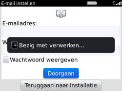 BlackBerry 9780 Bold - E-mail - handmatig instellen - Stap 7