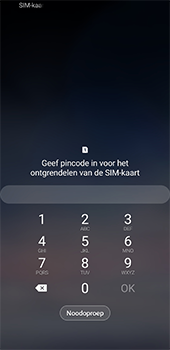 Samsung Galaxy S8+ - Android Pie (SM-G955F) - Internet - Handmatig instellen - Stap 35