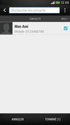 HTC Desire 601 - MMS - envoi d'images - Étape 7
