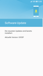 Samsung Galaxy S7 Edge - Android N - Software - Installieren von Software-Updates - Schritt 8