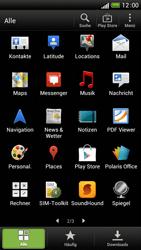 HTC One S - Apps - Einrichten des App Stores - Schritt 4