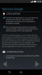 HTC Desire 610 - Premiers pas - Créer un compte - Étape 19