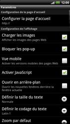 HTC X515m EVO 3D - Internet - Configuration manuelle - Étape 14