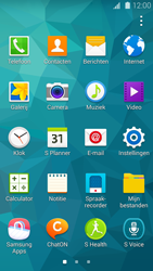 Samsung G900F Galaxy S5 - voicemail - handmatig instellen - stap 3