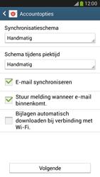 Samsung G386F Galaxy Core LTE - E-mail - e-mail instellen: IMAP (aanbevolen) - Stap 17