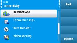 Nokia N97 - MMS - Manual configuration - Step 5