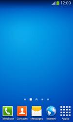 Samsung Galaxy Ace III - Prise en main - Installation de widgets et d
