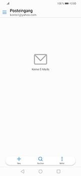 Huawei Nova 3 - E-Mail - Konto einrichten (yahoo) - Schritt 3